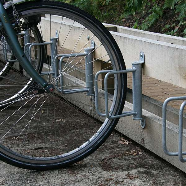 Cycle Parking | Cycle Clamps | F-1 Cycle Wall Clamp | image #3 |