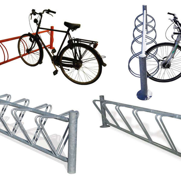 NEW FalcoScandi and Falco-DK Designer Cycle Racks