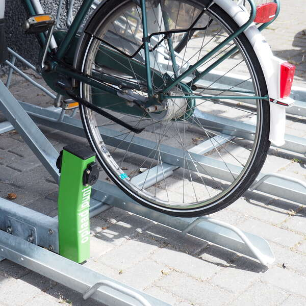 UK's first supercharged Two-Tier Cycle Racks now available for eBike charging!