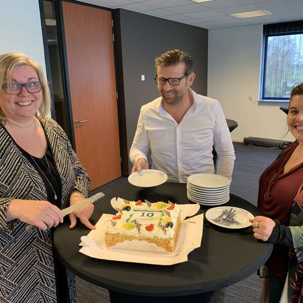 Falco's Danish Office celebrates its 10th anniversary