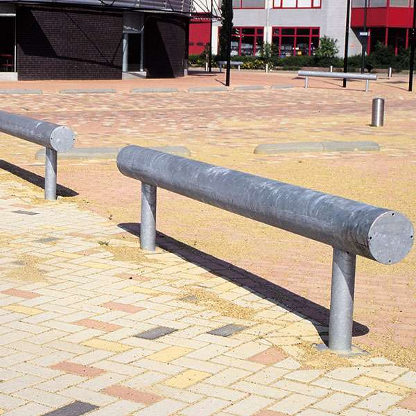 Street Furniture | Bollards and Traffic Guides | Guide Tube Barrier | image #3 |