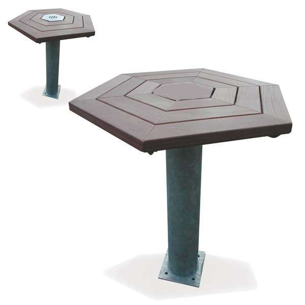 Street Furniture | Picnic Tables | FalcoSwing Standing Table | image #1 |