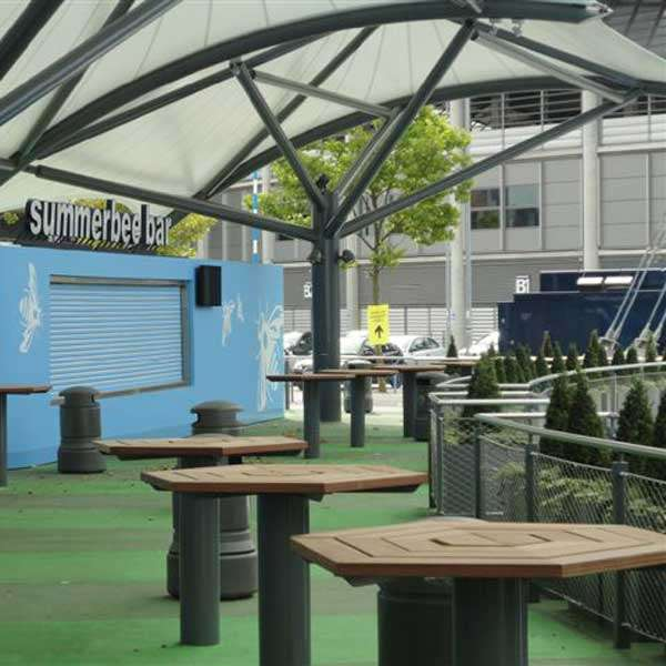 Street Furniture | Picnic Tables | FalcoSwing Standing Table | image #2 |