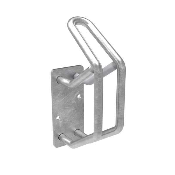 Cycle Parking | Cycle Clamps | F-7MS Cycle wall clamp | image #1 |