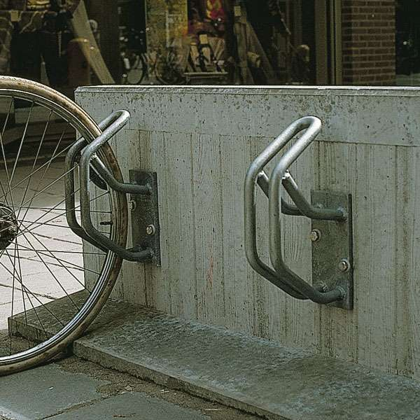 Cycle Parking | Cycle Clamps | F-7MS Cycle wall clamp | image #2 |