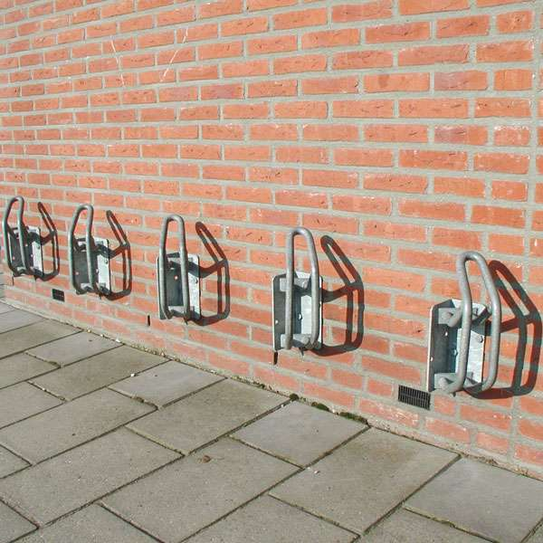Cycle Parking | Cycle Clamps | F-7MS Cycle wall clamp | image #3 |