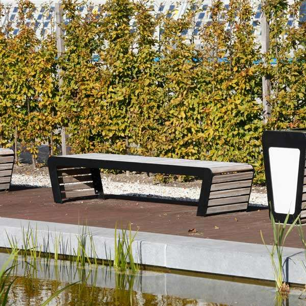 Street Furniture | Seating and Benches | FalcoLinea Bench | image #7 |