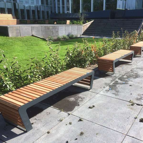 Street Furniture | Seating and Benches | FalcoLinea Bench | image #12 |