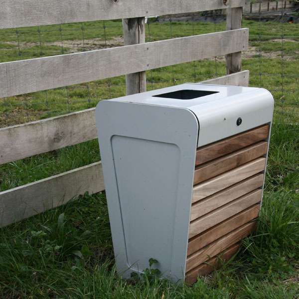 Street Furniture | Litter Bins | FalcoLinea Litter Bin | image #12 |