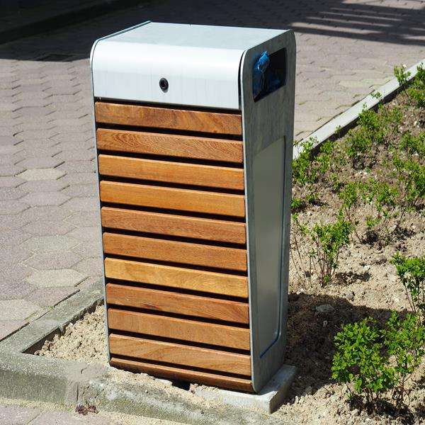 Street Furniture | Litter Bins | FalcoLinea Litter Bin | image #14 |