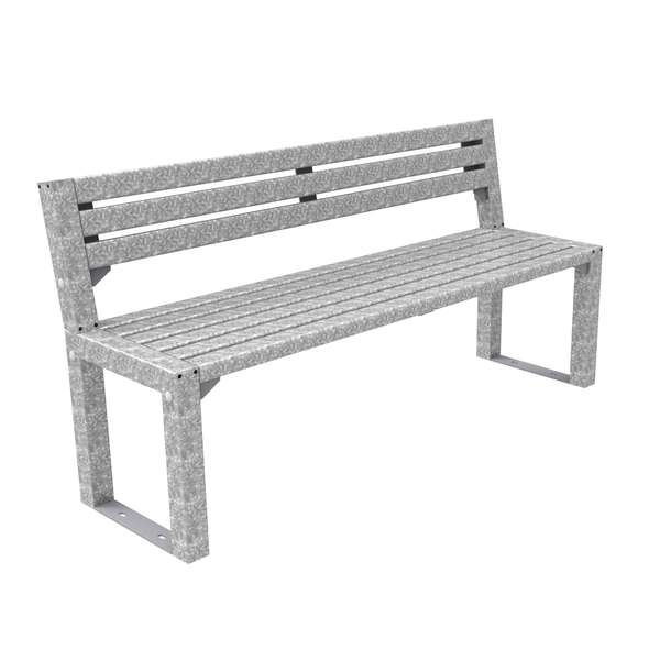 Street Furniture | Seating and Benches | FalcoAcero Seat (Steel) | image #1 |
