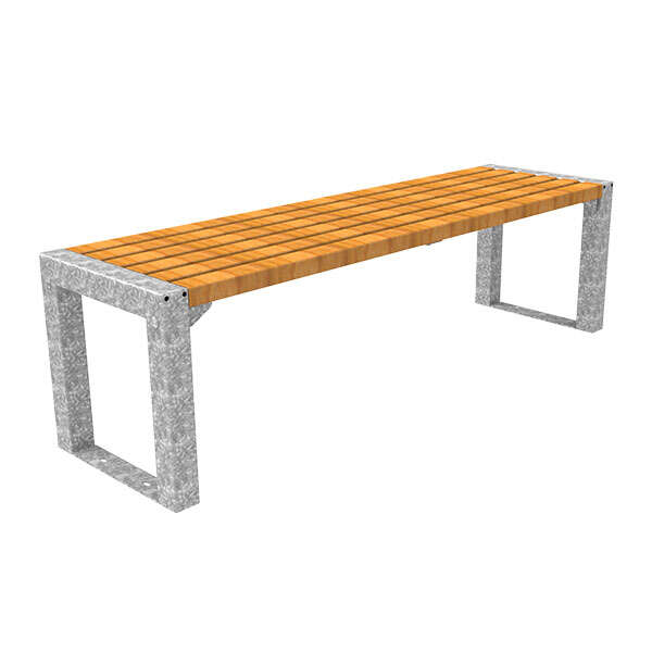 FalcoAcero Bench (Hardwood)