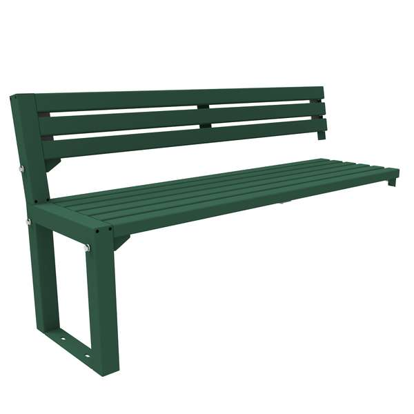 Street Furniture | Seating and Benches | FalcoAcero Seat (Steel) | image #4 |