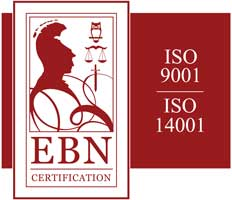 ISO 9001 and 14001 Accreditation